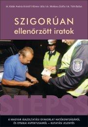 Szigorúan ellenőrzött iratok - Magyar Helsinki Bizottság