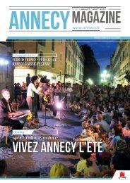 annecy magazine 228 juillet août