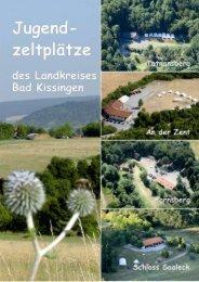"""Naturerlebniswelten """"Magie der Natur"""" - Landkreis Bad Kissingen"""