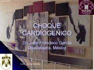 Choque Cardiogénico - Reeme.arizona.edu