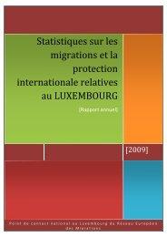pour LUXEMBOURG Statistiques sur les migrations et la ... - Europa