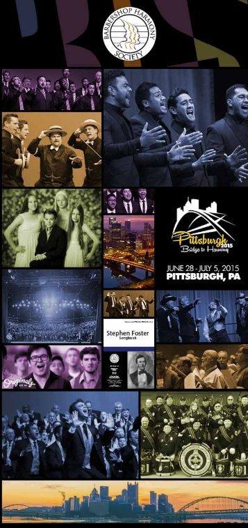 2015 Pittsburgh Program