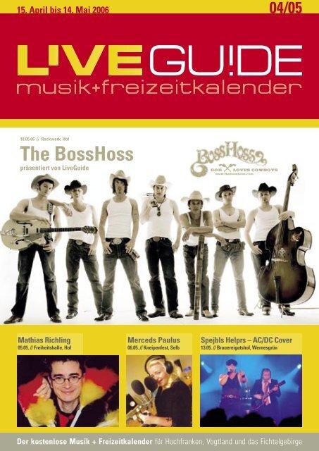 The BossHoss - Livegui.de