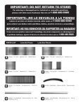 12 in. deep premier closet organizer assembly instructions 16 in ... - Page 2