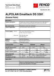 ALPOLAN Emaillack DS 5391
