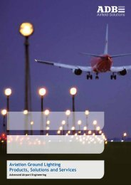 Aviation Ground Lighting Products, Solutions and Services - Airports ...