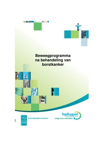 006 Beweegprogramma na behandeling borstkanker - TopSupport