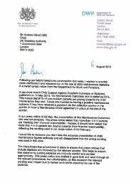 Letter from Steve Webb MP to Sir Andrew Dilnot 060813