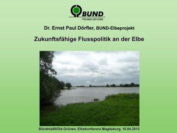 Dr. Ernst Paul Dörfler: BUND