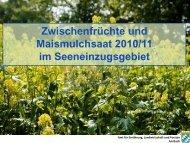 22 kg N/ha - Amt für Ernährung, Landwirtschaft und Forsten ...
