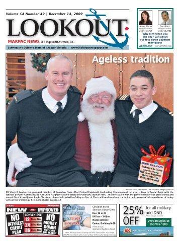 25% OFF - Lookout Newspaper