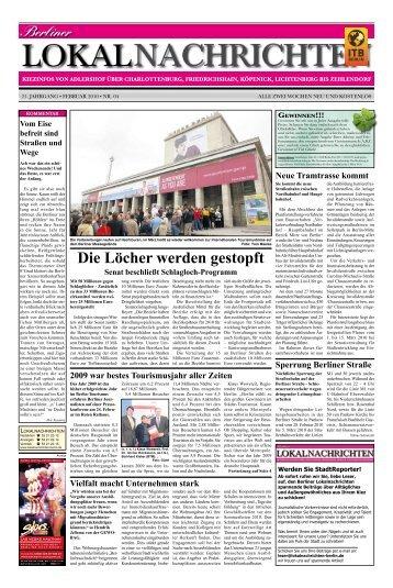 Ausgabe 04.2010 - Berliner Lokalnachrichten
