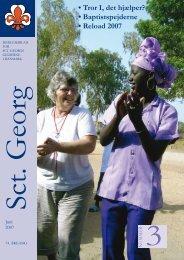 Sct. Georg 3/2007 - Sct. Georgs Gilderne