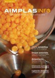 Boletín AIMPLASINFO nº42, Julio 2012