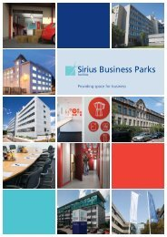 Newspace - Sirius Facilities Gmbh