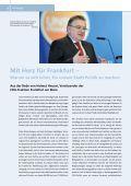Nr. 1 März 2011 - CDU-Kreisverband Frankfurt am Main - Page 6