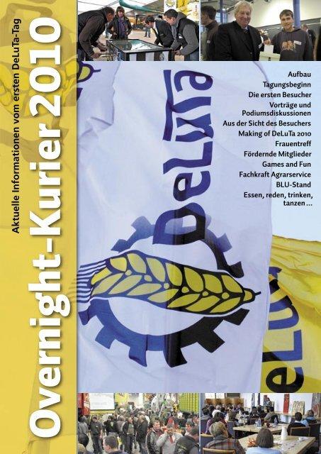 Aktuelle Informationen vom ersten DeLuTa-Tag - Vereinigung ...