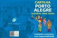 Cartilha Porto Alegre acessível para todos - Sindpoa
