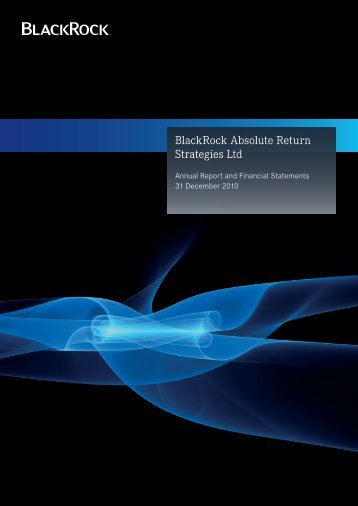 Annual Report and Financial Statements (December 2010)