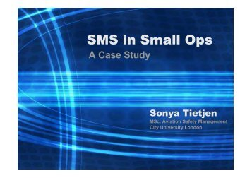 Tietjen, Sonya - SMS for Small Ops - IHST