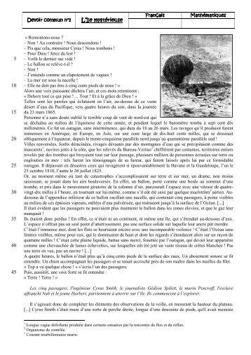 DM Jules Verne - PYSA