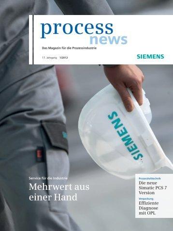 Erwartungen und Anforderungen abgleichen - Siemens