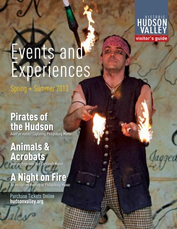 download a PDF of the 2013 Spring/Summer Visitor's Guide.