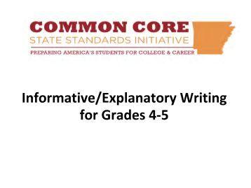 essay rubric explanatory essay rubric
