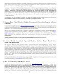 Newsletter — Spring/Summer 2008 - ACPE Research Network - Page 2