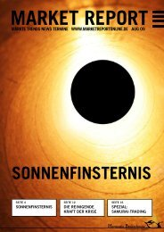 SONNENFINSTERNIS - Hanseatic Brokerhouse