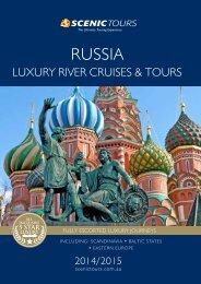 RuSSIA - Scenic Tours