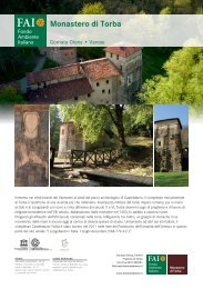 Monastero di Torba e Castelseprio - Fai