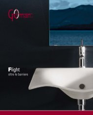 depliant flight - Fioretti Rappresentanze