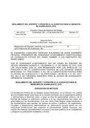 el ciudadano licenciado nicéforo alejandro de jesús ... - Guanajuato