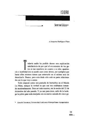 Isidro / Severino Salazar - Si necesitas algún libro aqui lo tienes