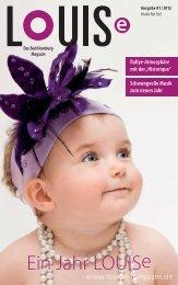 Ein Jahr LOUISe - LOUISe Magazin Bad Homburg
