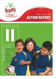 HEHA News, September 2008, Issue 11 (PDF, 2.0 - Weight ...
