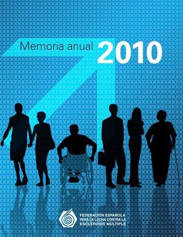 Memoria Anual FELEM 2010.