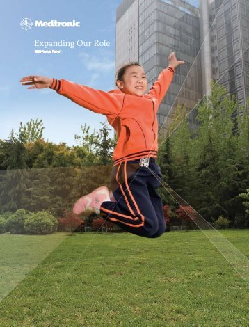 Medtronic Annual report