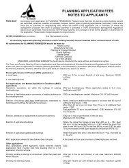 Fee Scale 2013/14 (40 KB PDF) - Angus Council
