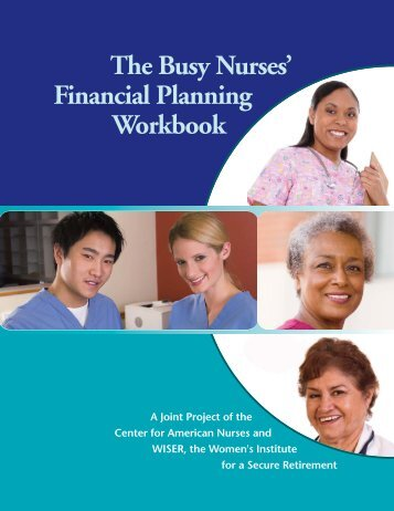 The Busy Nurses' Financial Planning Workbook - Women's Institute ...