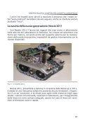 Nessie 2013: dal laboratorio di robotica alla didattica curricolare - Page 4