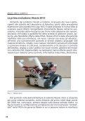 Nessie 2013: dal laboratorio di robotica alla didattica curricolare - Page 5