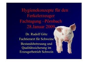 (Dr. Rudolf Götz). - LKV Bayern