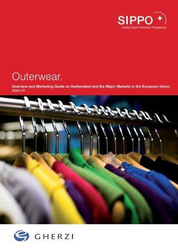 Outerwear. - Business Location Switzerland