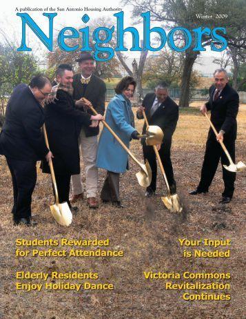 Winter 2009 Edition - San Antonio Housing Authority