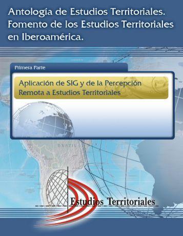 Aplicacion de SIG y de la Percepción Remota a Estudios Territoriales