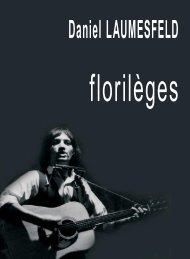 Florilèges - 15e festival Mir redde Platt