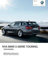 NYA BMW -SERIE TOURING.
