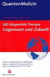 QRS-Magnetfeld-Therapie, Inhaltsverzeichnis, Leseprobe, PDF ...